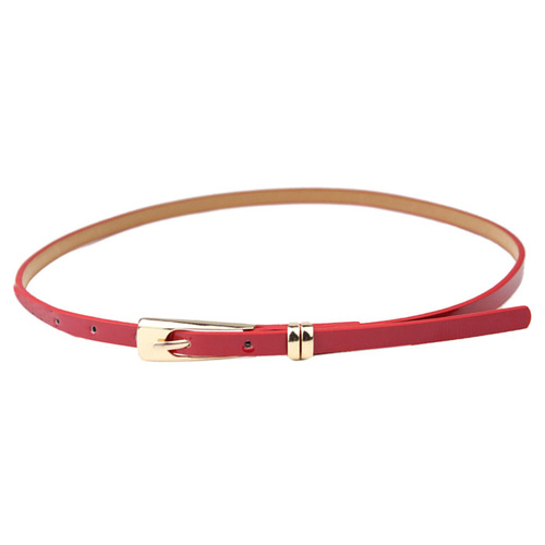 Belt/Style 6 - Red