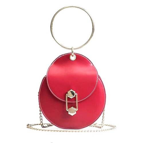 Clutch/Bangle/Sweet - Red