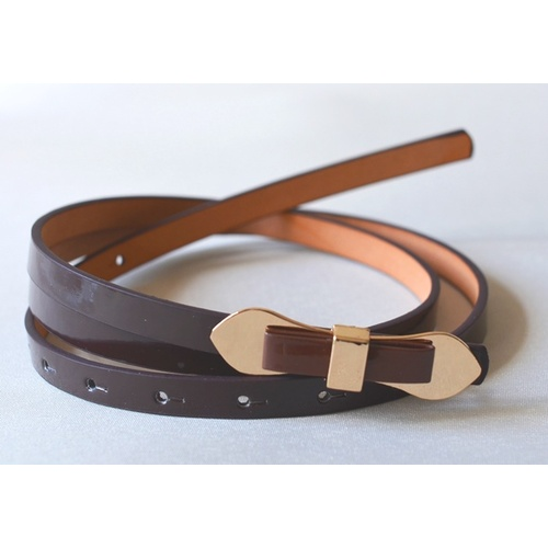 Belt/Style 4 - Chocolate