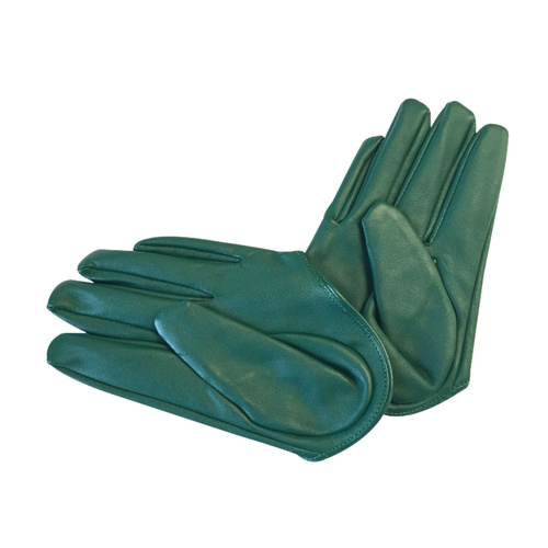 Glove/Driving/Plain - Green