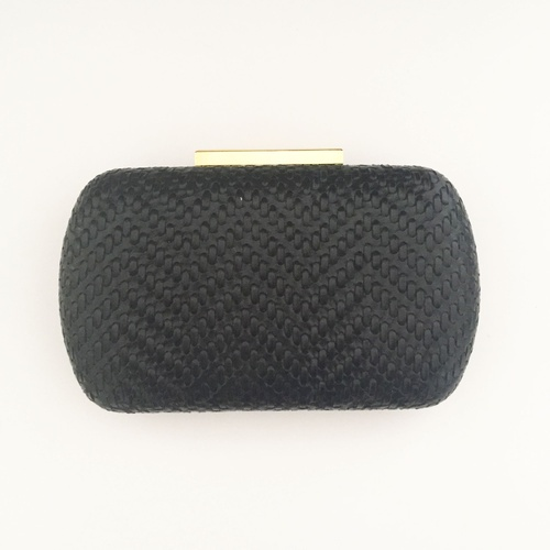 Morgan & Taylor Clutch/Tasmin - Black