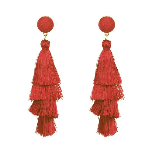 Earring/Style.01 -Red
