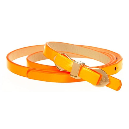 Belt/Style 4 - Neon Orange