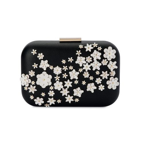 Clutch/Olgaberg/OB7298 - Black/White