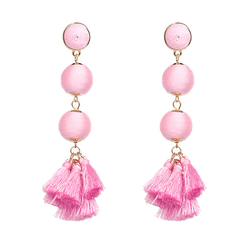 Earring/Style.04 - Pink