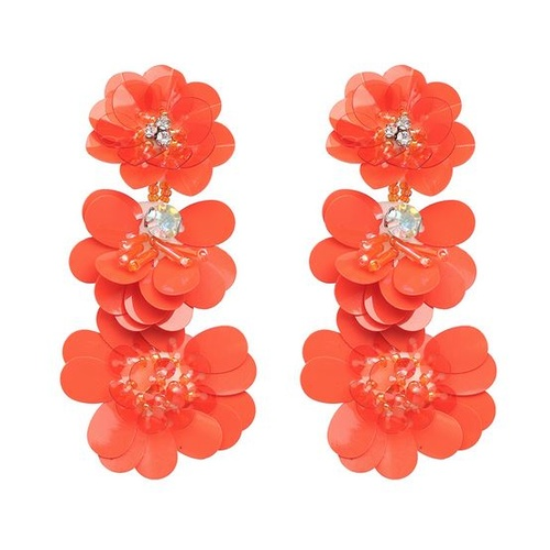 Earring/Style.06 - Orange