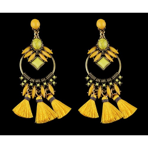 Earring/Style.11 - Yellows