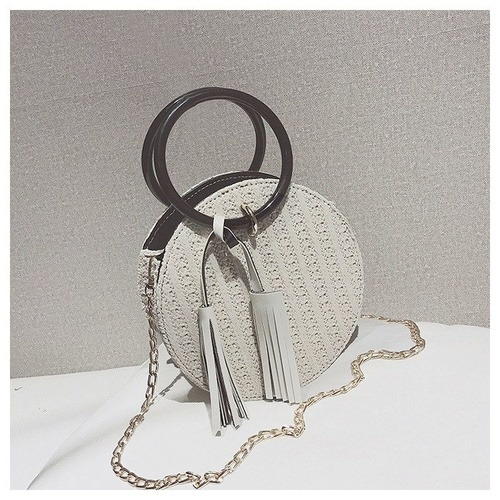 Bag/Tote/Round - Off White