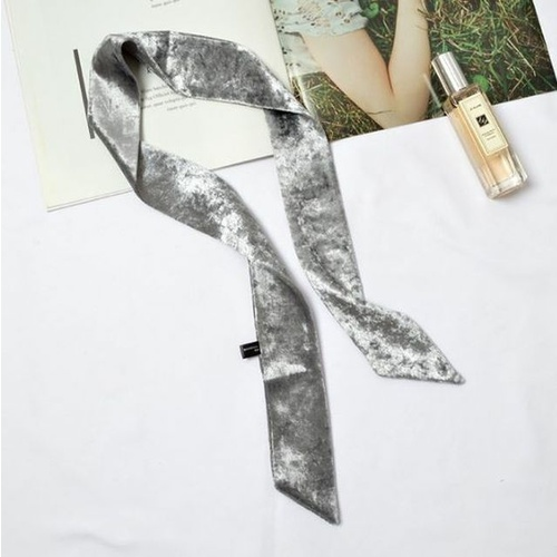 Scarf/Style.04 - Silver