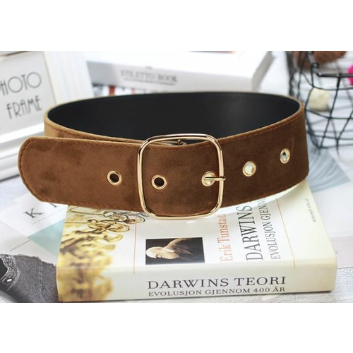 Belt/Style 20 - Toffee