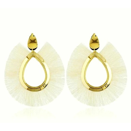 Earring/Style.31 - Ivory