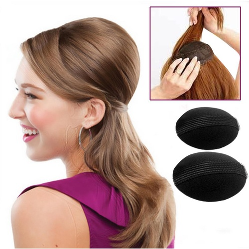 Hair Bump 2 Pack - Black