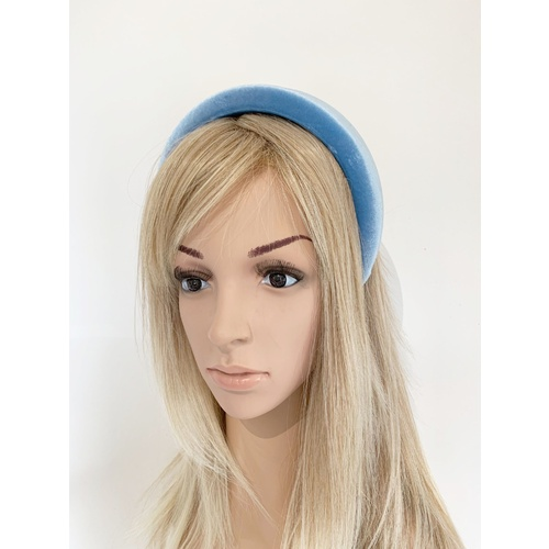Headband/Kylee - Blue