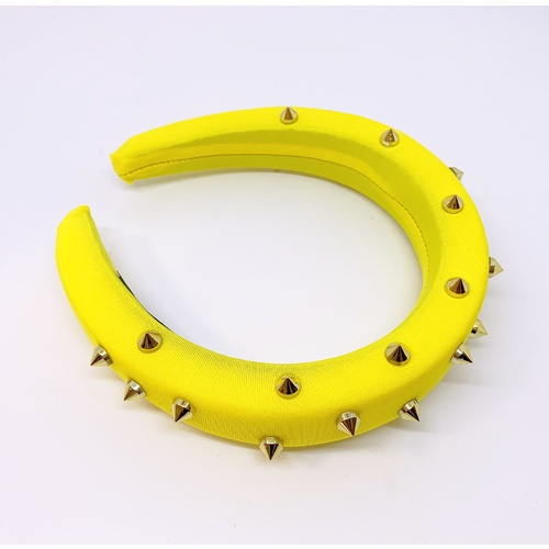 Headband/Khloe - Yellow