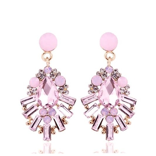 Earring/Style.38 - Pink