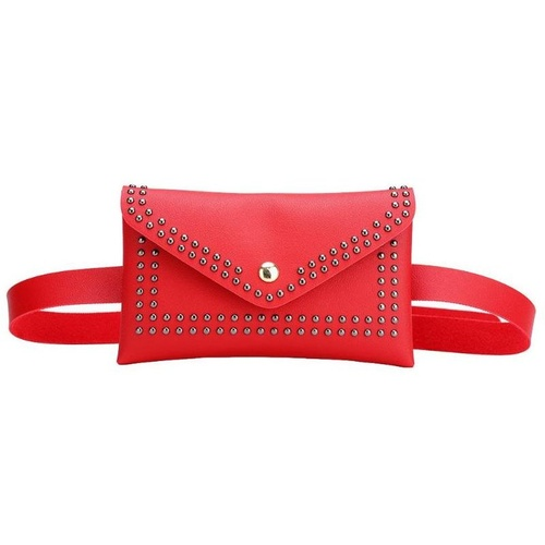 Waist Bag/Style 3 - Red